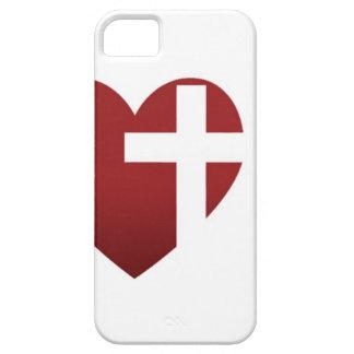 Caja blanca del iPhone 5 de la iglesia del rescate iPhone 5 Protector
