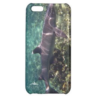 Caja blanca del iPhone 5 del tiburón del filón de