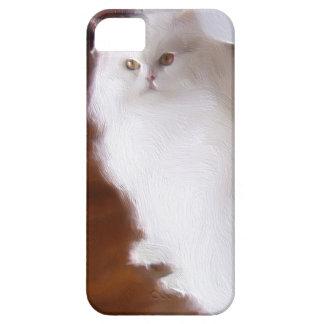Caja blanca del teléfono de la casamata del iPhone iPhone 5 Case-Mate Cobertura