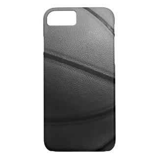 Caja blanca negra del iPhone 7 del baloncesto del Funda iPhone 7
