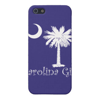 Caja blanca/púrpura del iPhone 4 del chica de Caro iPhone 5 Carcasas