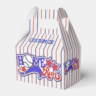 Caja blanca y azul roja del favor del aguilón del cajas para detalles de boda