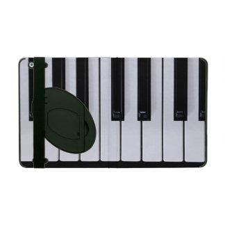 Caja blanco y negro del iPad 2/3/4 de Powis del pi iPad Coberturas