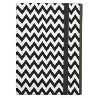 Caja blanco y negro del iPad del amor del inconfor
