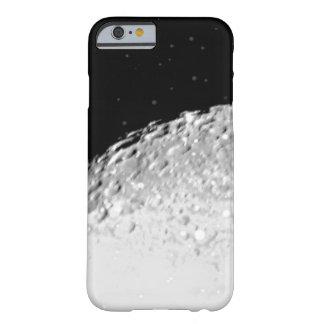 Caja blanco y negro del iPhone 6 de la salida de Funda De iPhone 6 Barely There