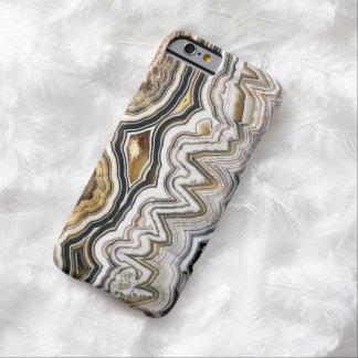 """""""Caja blanco y negro del teléfono """" Funda De iPhone 6 Barely There"""