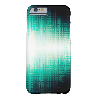 Caja bonita del teléfono de la onda acústica de la funda de iPhone 6 barely there