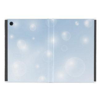 Caja brillante de las burbujas iPad mini cobertura