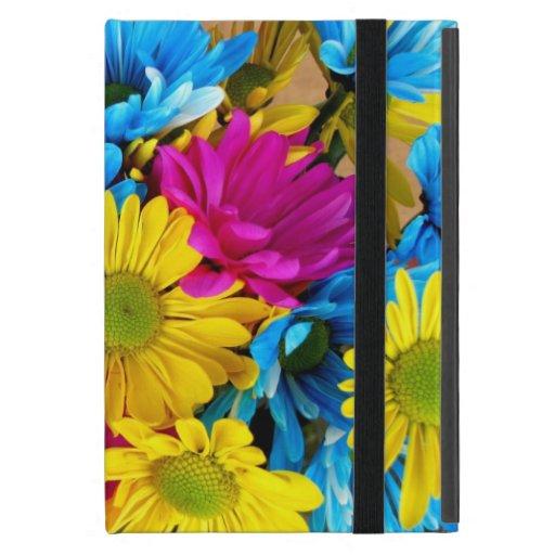 Caja brillantemente coloreada del iPad de las marg iPad Mini Cárcasas