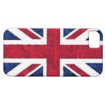 Caja BRITÁNICA de la casamata del iPhone 5 de la B iPhone 5 Coberturas
