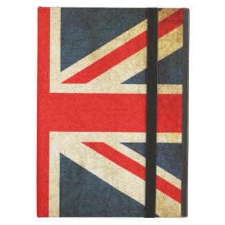 Caja británica del aire del iPad de la bandera de