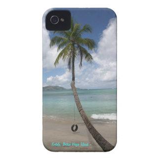 Caja británica del teléfono 4-4s de las Islas Vírg Case-Mate iPhone 4 Carcasas