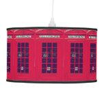 Caja británica original del teléfono