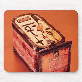 caja Cartouche-formada Alfombrilla De Ratones