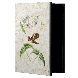 Caja centelleante del aire 2 del iPad del colibrí