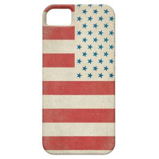 Caja civil de la casamata de la bandera del vintag iPhone 5 Case-Mate carcasas