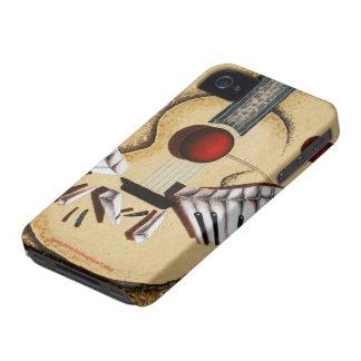 Caja clásica de la casamata del iPhone 4 de los Case-Mate iPhone 4 Protectores