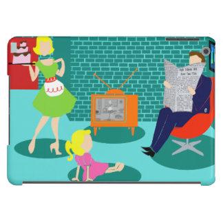 caja clásica del aire del iPad de la televisión de Funda Para iPad Air