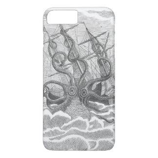 Caja clasificada estupenda de Kraken del sushi Funda iPhone 7 Plus