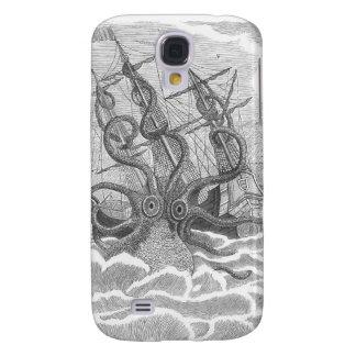 Caja clasificada estupenda HTC de Sashe Kraken del Funda Para Galaxy S4