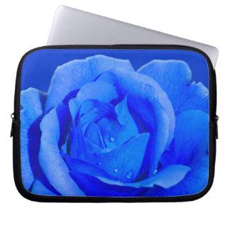 Caja color de rosa azul de la tableta de la manga  fundas ordendadores
