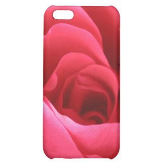 Caja color de rosa del iPhone 4