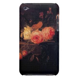 Caja color de rosa del tacto de IPod de la Aún-Vid Case-Mate iPod Touch Protector