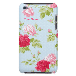 Caja color de rosa elegante lamentable de iPod iPod Touch Carcasa
