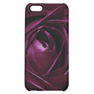 """Caja """"color de rosa"""" púrpura del iPhone"""
