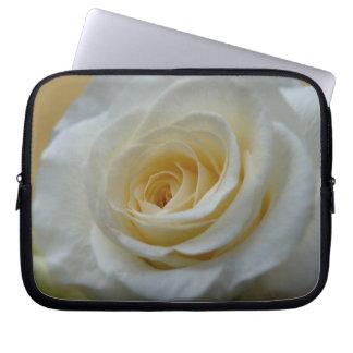 Caja color de rosa romántica de la tableta de la m mangas computadora