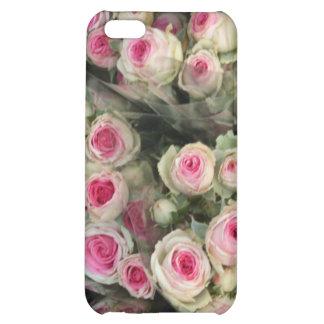 Caja color de rosa rosada de IPhone 4