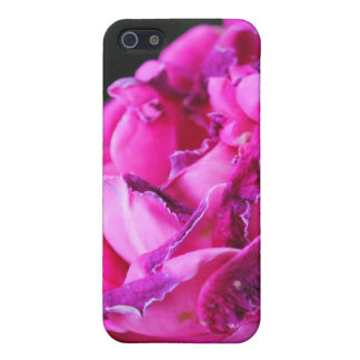 Caja color de rosa rosada del iPhone 4 iPhone 5 Cobertura