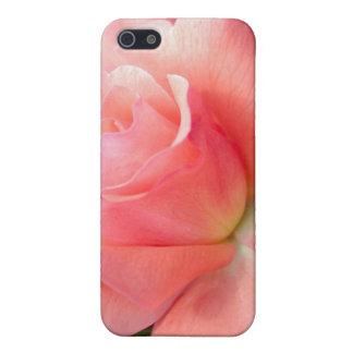 Caja color de rosa rosada del iPhone 4 iPhone 5 Coberturas