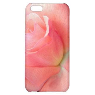 Caja color de rosa rosada del iPhone 4