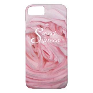 Caja color de rosa rosada del iPhone 7 del dulce Funda iPhone 7