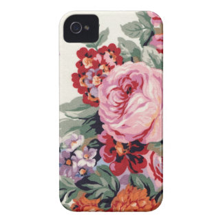 Caja color de rosa rosada grande del iPhone 4 Case-Mate iPhone 4 Cárcasas