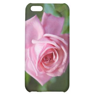 Caja color de rosa rosada hermosa del iPhone 4