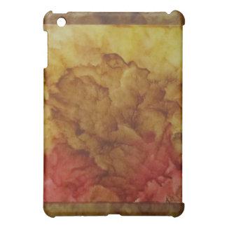 Caja color de rosa secada del iPad