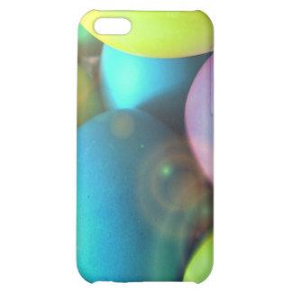 Caja coloreada del iPhone 4 de los huevos de Pascu