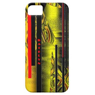 Caja coloreada multi del iPhone 5 para Katelyn iPhone 5 Carcasas