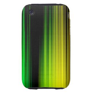 Caja colorida brillante de Iphone iPhone 3 Tough Funda