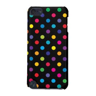 Caja colorida de IPod del lunar Funda Para iPod Touch 5G