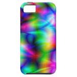 Caja colorida de la casamata del iPhone 5 de la ab iPhone 5 Case-Mate Cárcasa