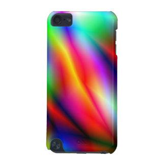 Caja colorida de la mota de iPod de la abstracción