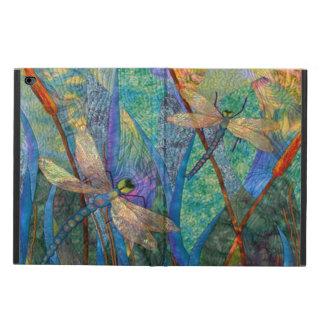 Caja colorida del aire 2 del iPad de la libélula