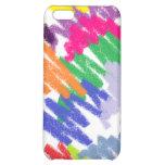 Caja colorida del iPhone