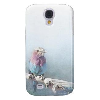 Caja colorida del iPhone 3 del pájaro