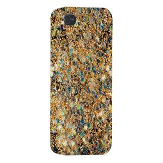 Caja colorida del iPhone 4 del brillo iPhone 4 Funda