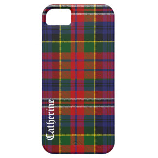 Caja colorida del iPhone 5 de la tela escocesa de Funda Para iPhone SE/5/5s