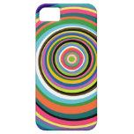 Caja colorida del iPhone 5 de los anillos iPhone 5 Carcasas
